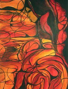 """Surreal Movement"" by: Marta Chojnacka    http://www.threedaygallery.com/surreal-movement.html  #fineArtprints #art #dailydeal #artforsale#threedaygallery"