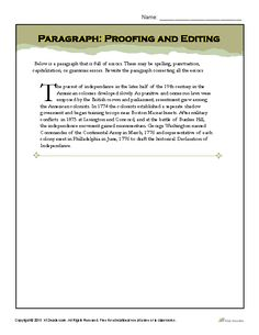 printable essays for proofing The role of grammar in improving student's writing by beverly ann chin professor of english university of montana grammar is.