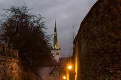 #Tallin blue hour | Estland