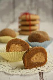 BAB gluténmentes blogja: Marlenka golyó Just Eat It, Hungarian Recipes, Bab, Deserts, Muffin, Meals, Chocolate, Breakfast, Truffels