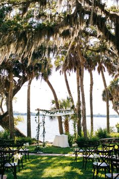 Florida charm: http://www.stylemepretty.com/florida-weddings/osprey-florida/2015/07/27/classic-elegant-wedding-at-the-bay-preserve/ | Photography: Tiffani Jones - http://iamtiffanijones.com/