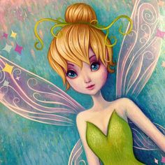 peter pan tinkerbell | Photo by smallandround