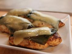 Get Green Chile Chicken Recipe from Food Network