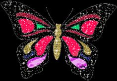 Welcome to butterfly animated gifs ! You will love these Butterfly pictures, Butterflies are a popular motif in the visual and . Butterfly Clip Art, Butterfly Pictures, Butterfly Kisses, Pink Butterfly, Butterfly Wings, Robert Duncan, Hamtaro, Gifs Disney, Betty Boop