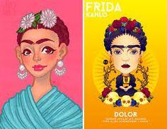 Resultado de imagen para artesanias con frida Kahlo