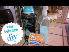 Make a DIY natural room scent deodorizer at home to freshen your surrounding along with saving few extra dollars that you would have spent on commercial Febreze spray!