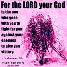 The Seers - New World Order - Scilestial Handbook Bible Words, Scripture Quotes, Book Of Deuteronomy, Armor Of God, Fight For You, Original Music, Archangel, New World Order, Christian Inspiration