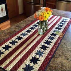 QP for a table runner