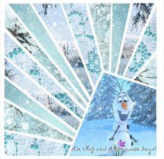 I'm Olaf And I Like Warm Hugs! <3