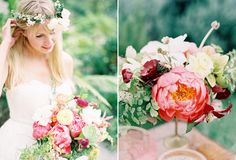 Via: Jen Huang / Photography: Jen Juang /   Shakespeare's A Midsummer Night's Dream is one of my favorite books... hope your summer is just as dreamy... Dress: Ivy & Aster from Lovely Bride / Makeup: Jess Wilcox / Floral & Event Design: Poppies and Posies
