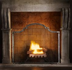 1000 Images About Painted Fireplaces On Pinterest Restoration Hardware Rustic Mantle And