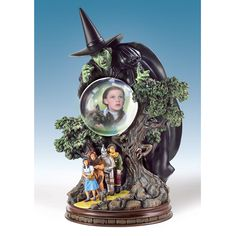 ll Get You My Pretty Wizard of Oz Collectible Figurine