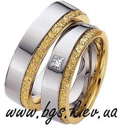 Обручальные кольца «Идеальные»