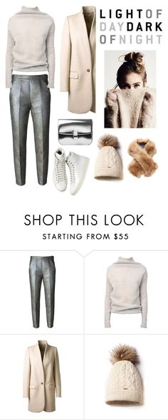 """""""Colours of the Winter"""" by nordicstyle ❤ liked on Polyvore featuring MSGM, Rick Owens, STELLA McCARTNEY, Tommy Hilfiger and Joules"""