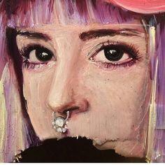 Follow @schreince . . . . . . #diy #5280 #303 #denverartist #denverart #contemporaryart #odessadenver #odessatribe #makeart #createDenver #art #artgallery #artist #vscocam #denver #milehigh #color #exploreeverything #2016 #followme #Rino #lodo #selfie