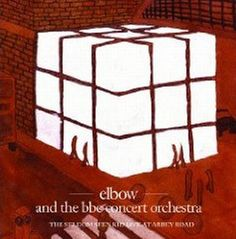 ELBOW**SELDOM SEEN KID LIVE AT ABBEY ROAD**CD/DVD #AlternativeIndie
