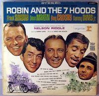 Sinatra, Martin, Crosby & Davis Jr - Robin and the 7 Hoods