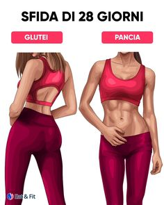 Personal Body Type Plan to Make Your Body Slimmer at Home! Click and take a Quiz. Lose weight at home with effective 28 day weight loss plan. Chose difficulty level and start burning fat no Fitness Workouts, Gym Workout Videos, Fitness Workout For Women, At Home Workouts, Fitness Motivation, Workout Body, Woman Fitness, Workout For Flat Stomach, Workout Exercises