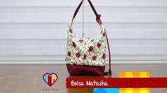 Bolsa sacola e mochila Natasha - Maria Adna Ateliê - Cursos e aulas de b...