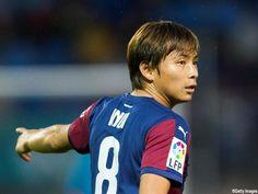 Takashi Inui - SD Eibar - MF - #8 - #Inui #SDEibar #LaLiga #BBVA #Soccer #Football