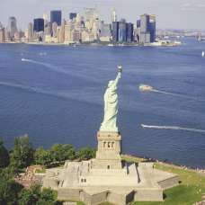 Statue of Liberty and Ellis Island Ferry Ticket - included on the New York Explorer Pass!