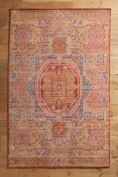 Trudain Rug #anthrop
