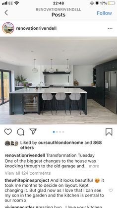 Old Garage, Transformation Tuesday, Bungalow, Old Things, Kitchen, House, Home Decor, Cooking, Decoration Home