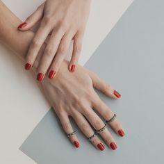 6 ideas de manicure para vestir tus manos