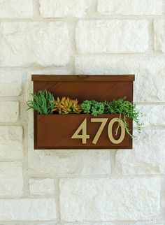 You've Got Mail Mailbox 2.0 w/ Numbers  (Free Shipping) by UrbanMettle on Etsy https://www.etsy.com/listing/499153062/youve-got-mail-mailbox-20-w-numbers-free