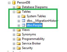 Various strategies to initialize Database in Entity Framework - CodeProject