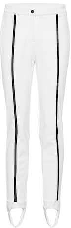 Fendi Striped stirrup ski trousers Athletic Pants, Black Stripes, Luxury Branding, Fendi, Skiing, Trousers, Sporty, Sweatpants, Legs