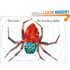 Discover fun and easy Eric Carle activities to do with your child! Here are a few ways to create art, games and activities inspired by the popular children's picture book author and illustrator Eric Carle. Eric Carle, The Very Busy Spider, Spider Book, Spider Spider, Sky E, Doodle Books, Story Sequencing, Sequencing Cards, Author Studies