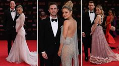 Battle of the baby bumps at the Brownlow Medal Awards - Yahoo7 Be #757Live