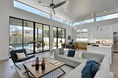 House in Austin by Moazami Homes
