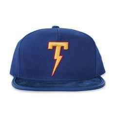 Tackma CLEVELAND CAP - BLUE $65