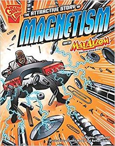 Attractive Story of Magnetism with Max Axiom, Super Scientist, The audiobook by Andrea Gianopoulos - Rakuten Kobo English File, Science Topics, Comic Book Style, His Travel, Children's Literature, Earth Science, Thirty One, Audio Books, Ebooks