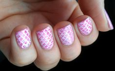 I like this double stamping