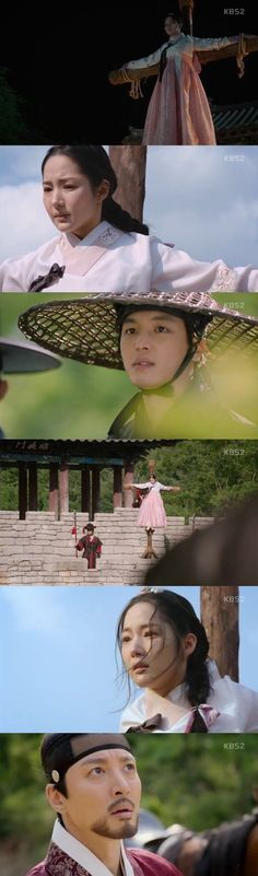 [Spoiler] Added episode 8 captures for the #kdrama 'Queen for 7 Days'