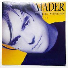 Mader - En Résumé... En Conclusion 1989 (7'')