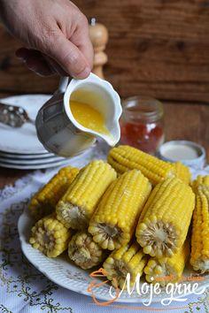 Kuvani kukuruz iz ekspres lonca  #LupoMarshall #MojeGrne #EkspresLonac #foodblog #homemade #pressurecooker
