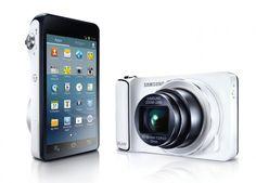 Samsung Galaxy Camera, la cámara con Android