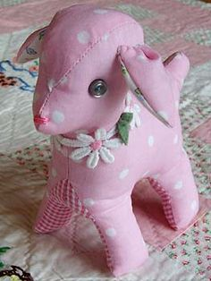 Little Lambkin pattern (free)