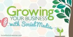 Social media is the future for business growth.