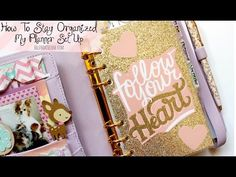 How To Use More Than One Planner | My Kikki K and Erin Condren Planner Set Up - YouTube