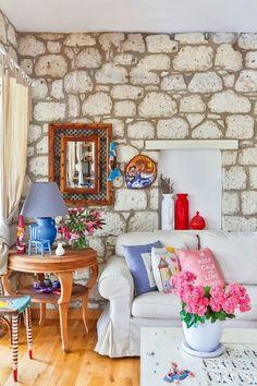 Doğa Rutkay'ın Alaçatı'daki evi InStyle Home'da