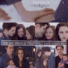 Breaking Dawn Part 2 Twilight Saga Series, Twilight New Moon, Twilight Movie, Best Love Stories, Love Story, Edward Cullen, Bella Cullen, Edward Bella, Twilight Renesmee