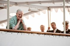"""Scandinavian Royals. on Twitter: """"Finally, yesterday afternoon Queen Margrethe held a dinner at the Dannebrog & enjoyed Ballet on Lolland and Falster."""