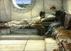 Alma Tadema: The Secret
