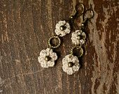Magic Flowers Earrings