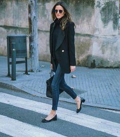 Moda in ufficio: Autunno 45+ outfits